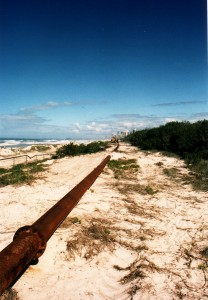 14 The Spit Sand pumping Pipeline 23 October 1999